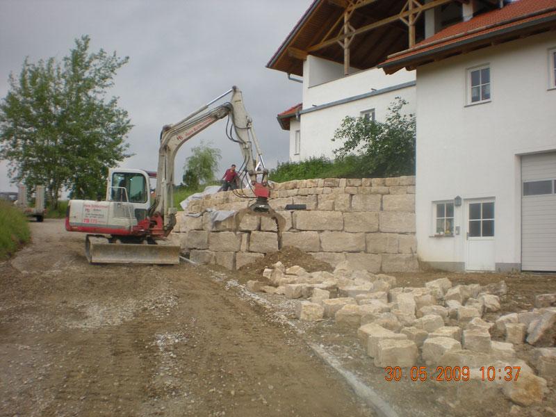 Steinmauer Garten Kosten U2013 Usblife, Terrassen Ideen